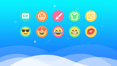 Facemoji Emoji Keyboard 2018