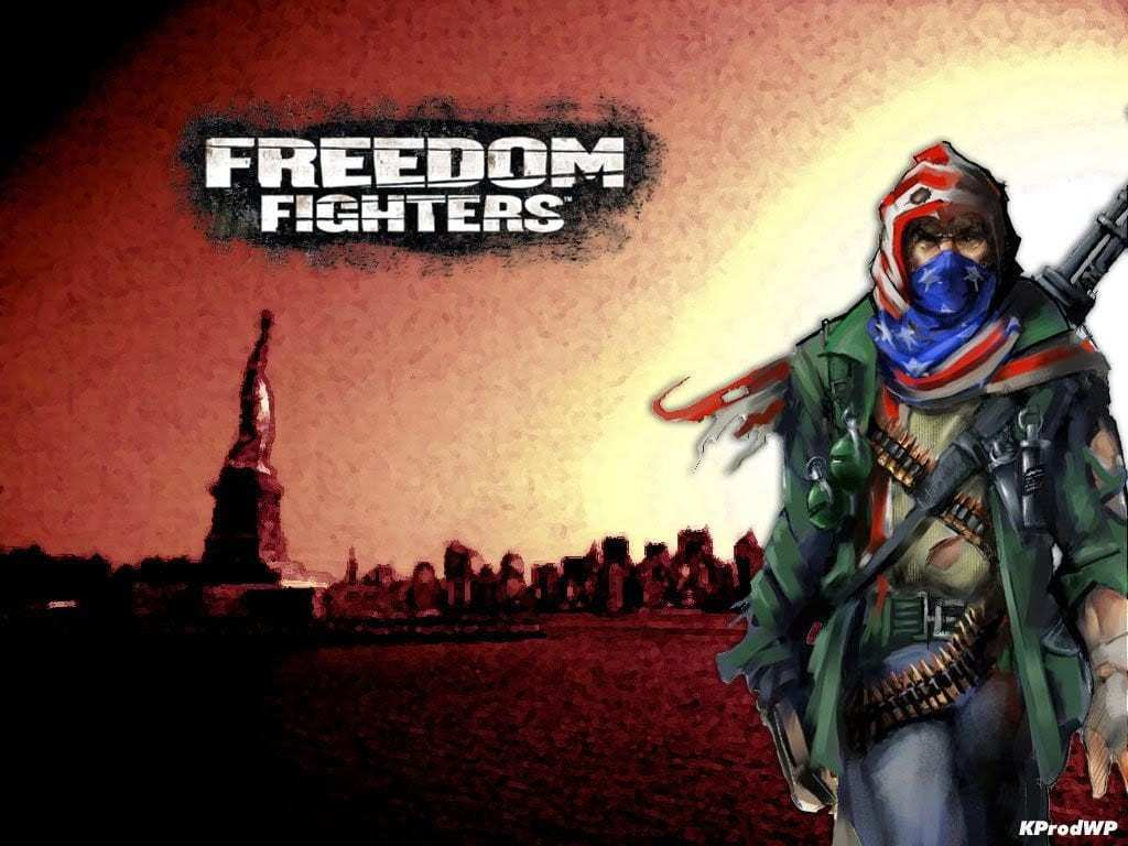 تحميل لعبة freedom fighters 2 مضغوطة